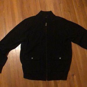 Michael Kors sweater jacket